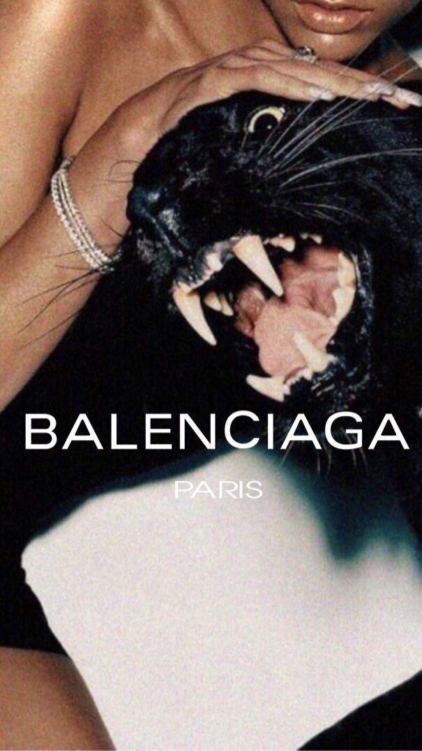 balenciaga aesthetic wallpaper