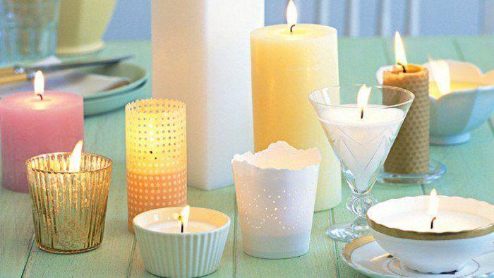 Comment Fabriquer Une Bougie fabriquer des bougies soi-même - tuto et plus de 60 idées originales