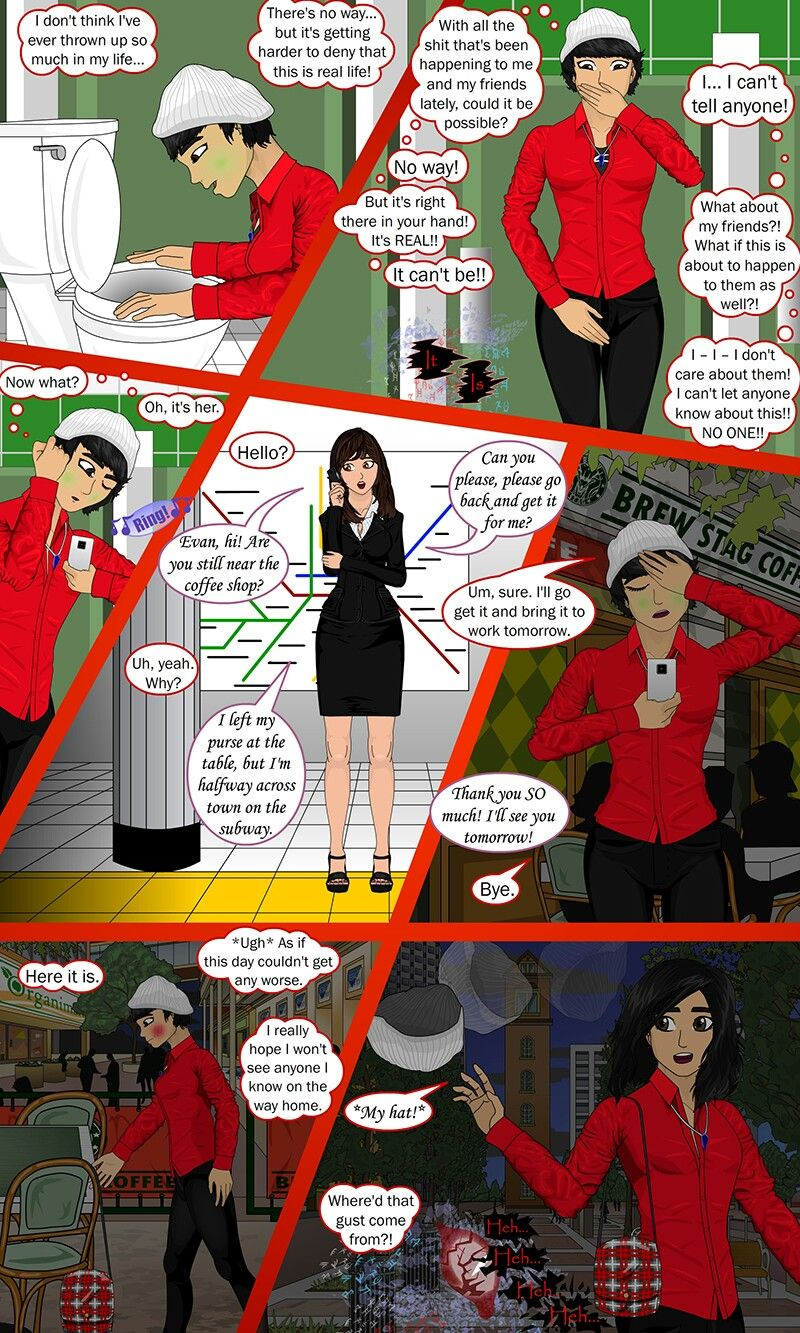 Pin by Kallee Marie on Revenge Real life, Comic book