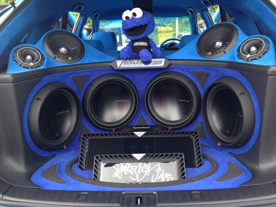 Custom Vehicle Speakers : Resultado de imagem para emmanet competition car audio