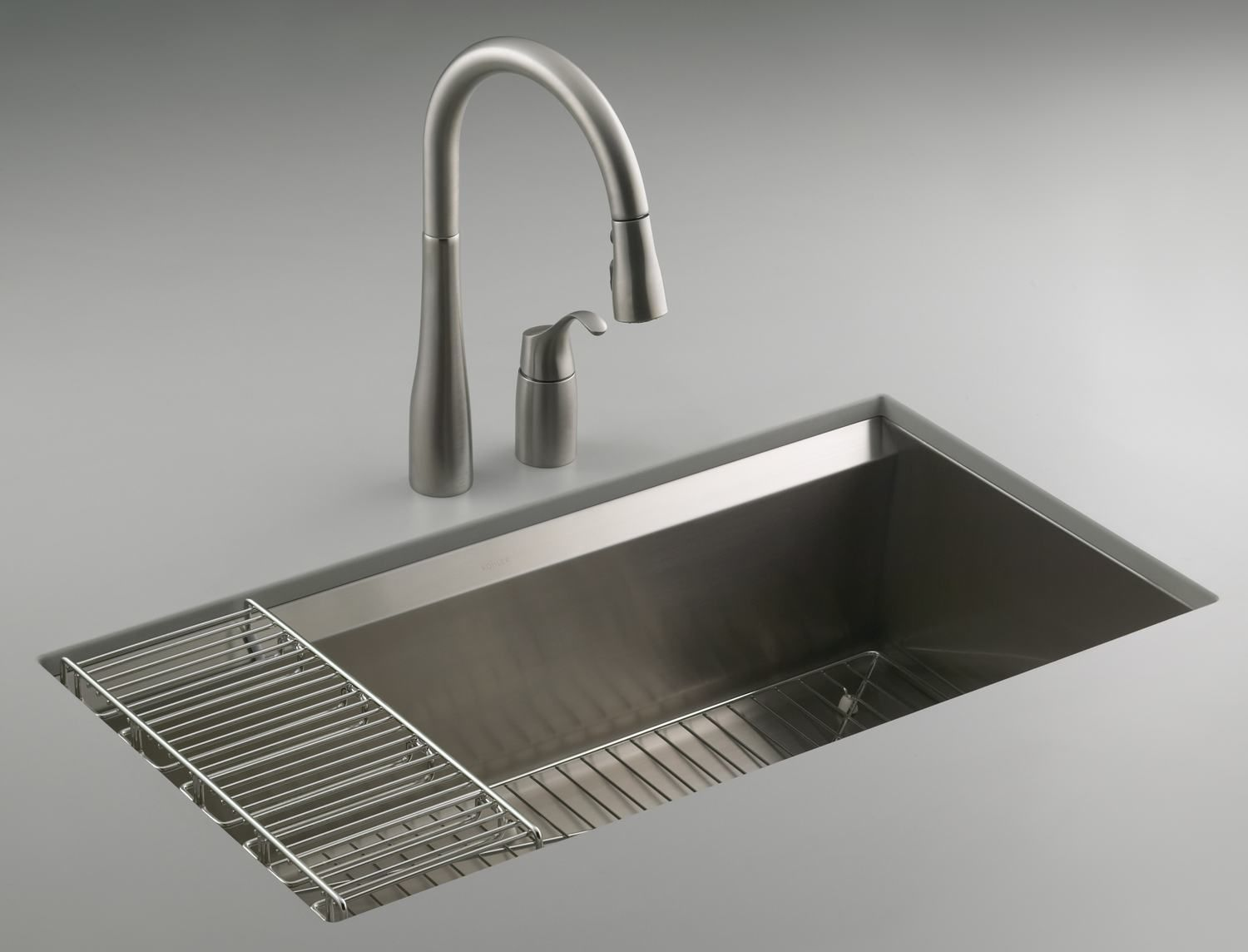 kitchen sink accessories for tap water that looks clean to the