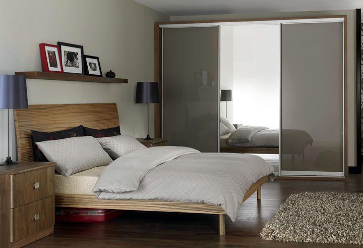 Sliderobe - Cappuccino Glass+Mirror - replace ment dresser doors. & Sliderobe - Cappuccino Glass+Mirror - replace ment dresser doors ...