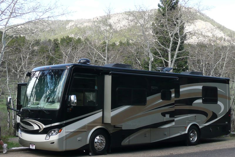 2013 Tiffin Allegro Breeze 32BR for sale by Owner - Bellvue, CO