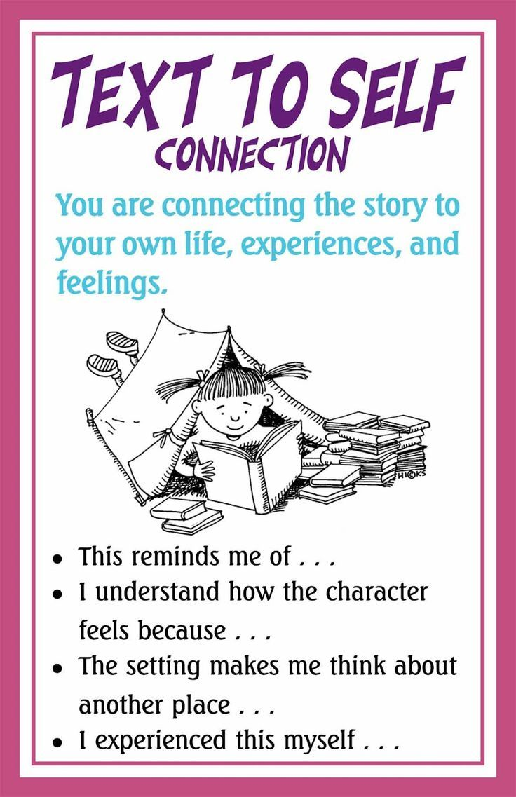 FREE download of Connection posters, and examples of Anchor Charts ...