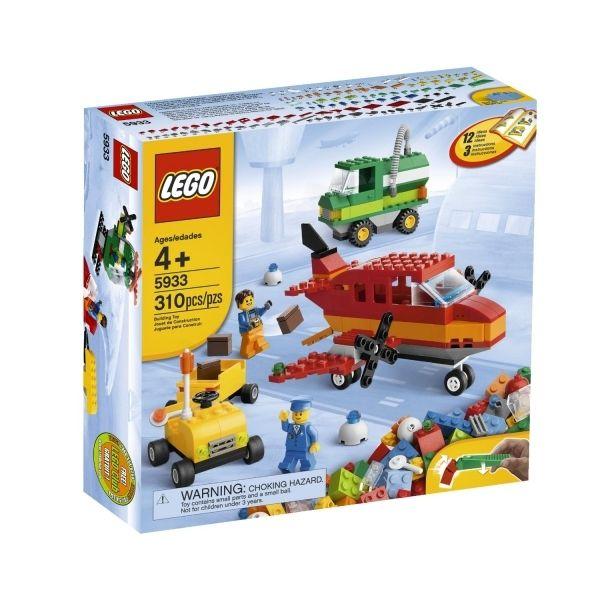 Build A Center For Sky High Adventure With Lego Bricks To Create A