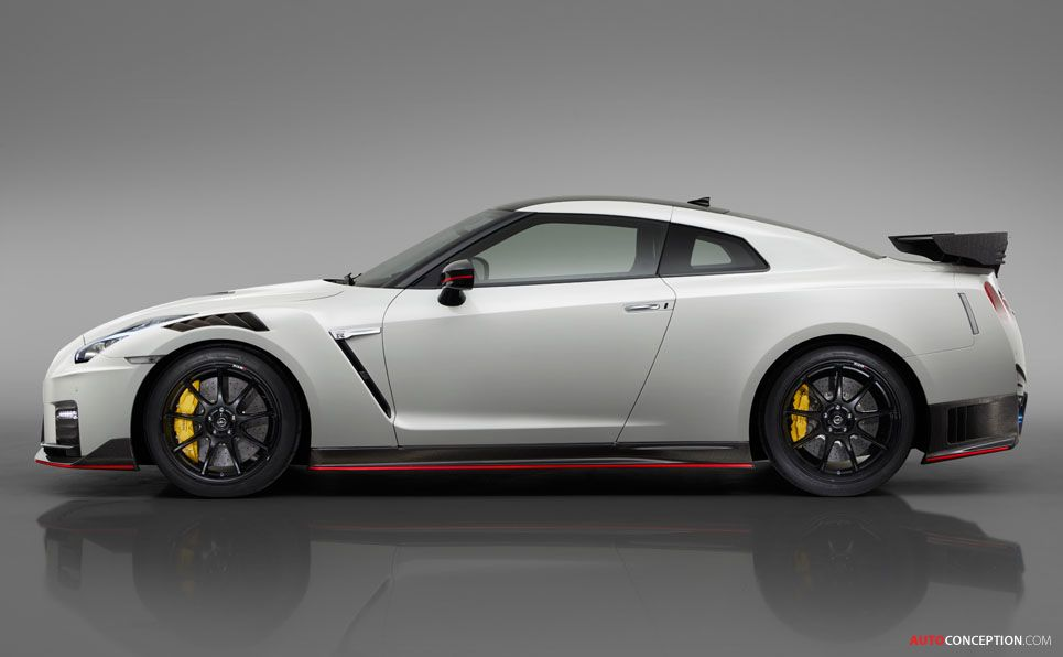 2020 Nissan Gt R Nismo Gets Racing Inspired Design Upgrades Autoconception Com Nissan Gt Nissan Gtr Nismo Nissan Gt R