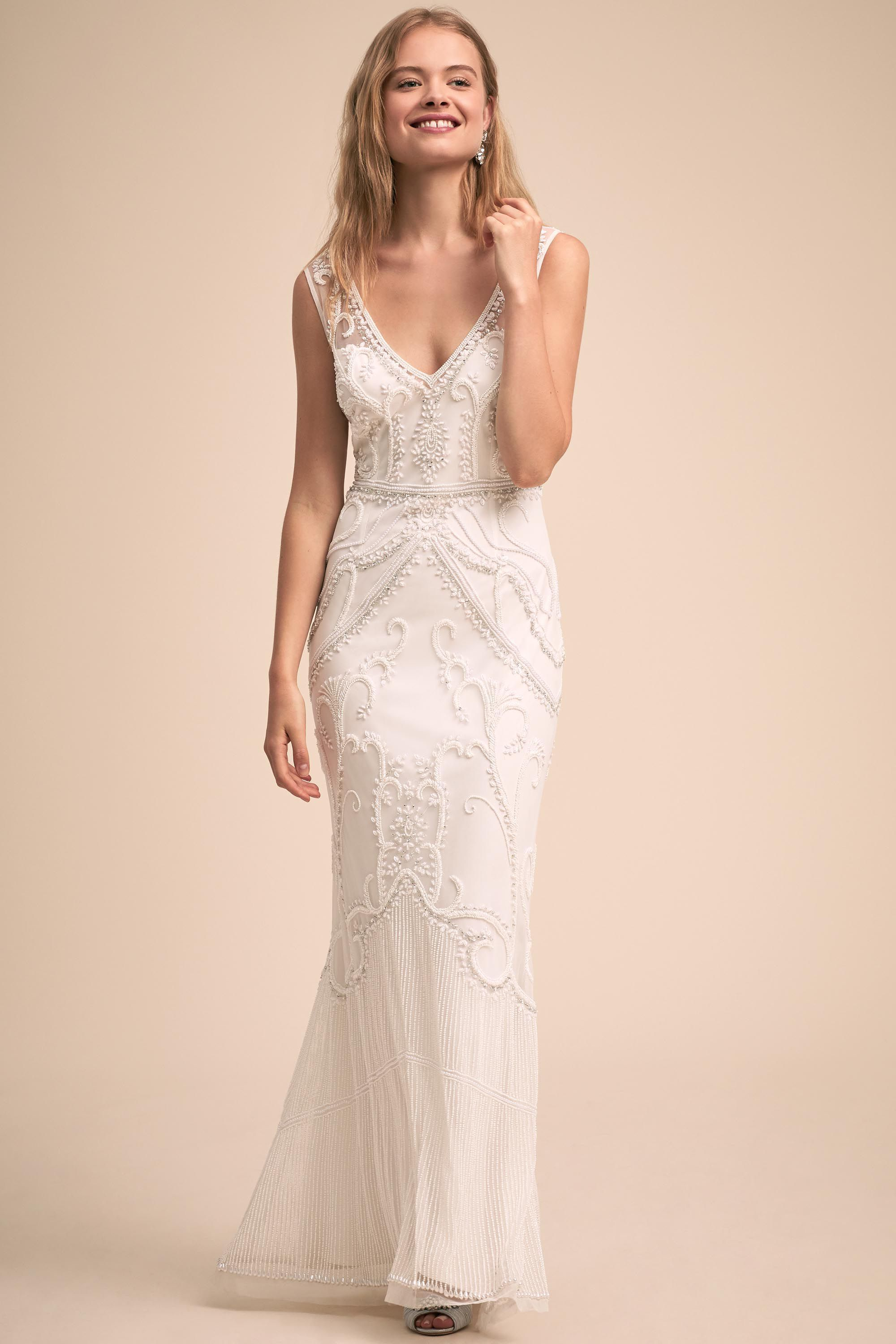 0d94a341cdd BHLDN s Sorrento Dress in Ivory in 2019