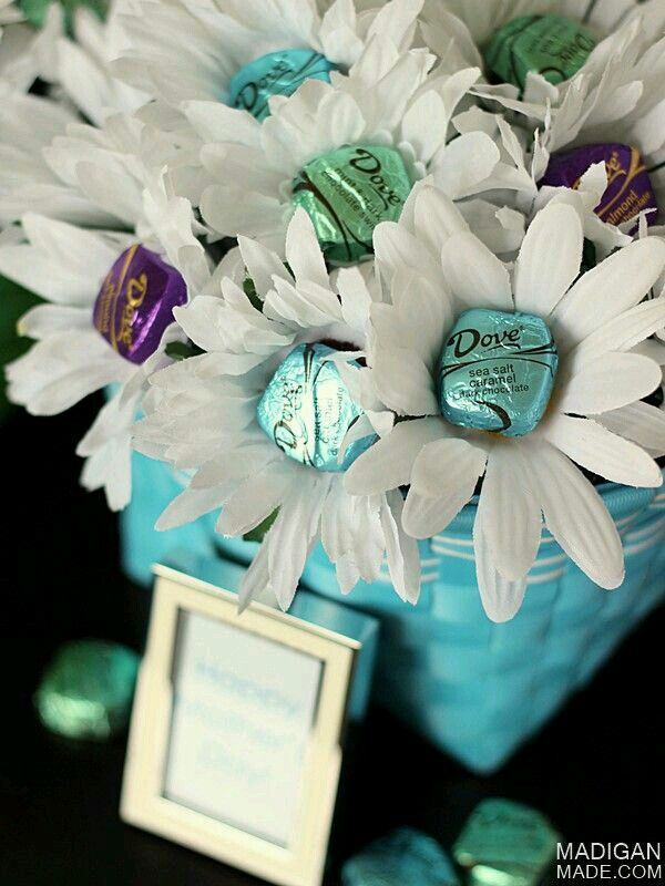 Chocolate flower gifts