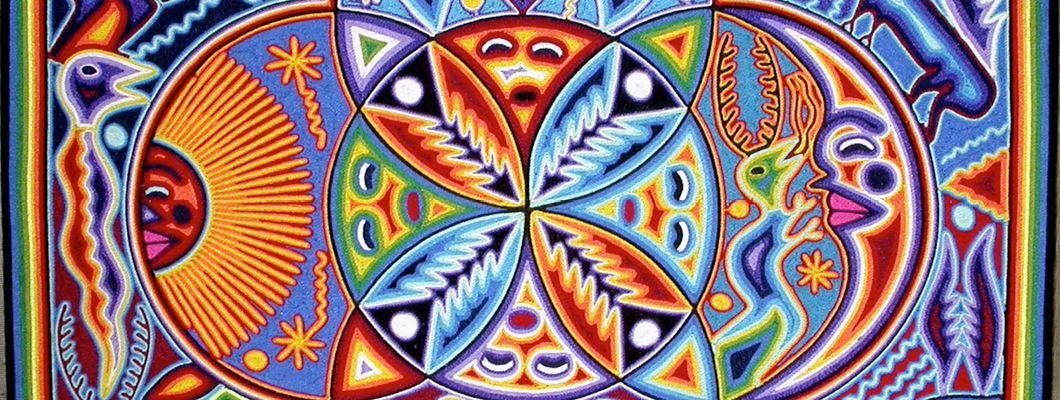 Famous Huichol Paintings