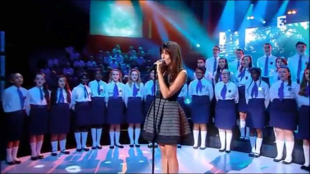 La Ballade Nord Irlandaise Nolwenn Leroy Et La Chorale Des Petits Ecol Nolwenn Leroy Chorale Leroy