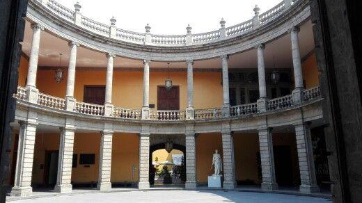 Captivating Museo San Carlos, Patio Principal.