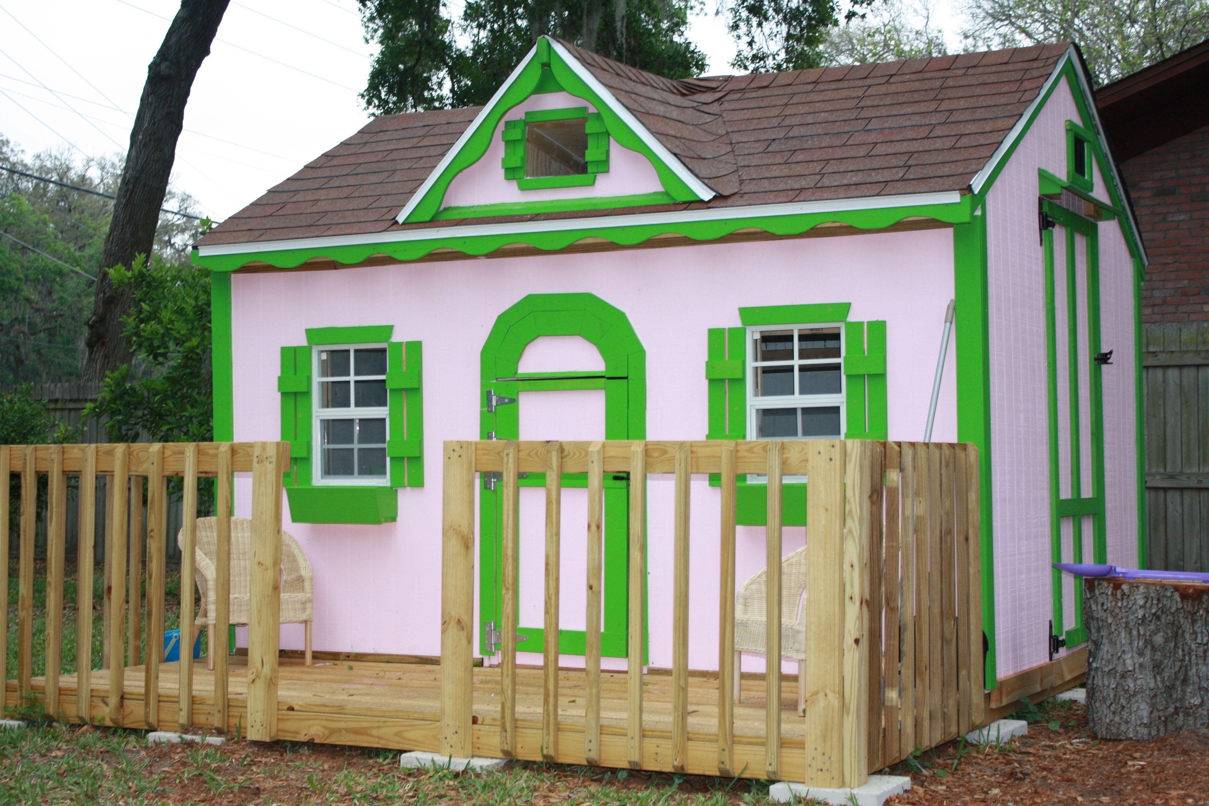 Kids Playhouse Spots 4 Tots Llc Jacksonville Fl Children S Playhouse Boys Girls Play Houses Playhouse Outdoor Childrens Playhouse