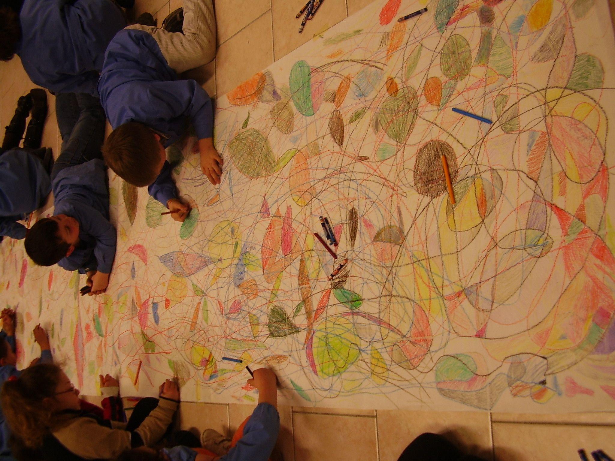 Laboratorio d'arte scuola primaria 2007/2008