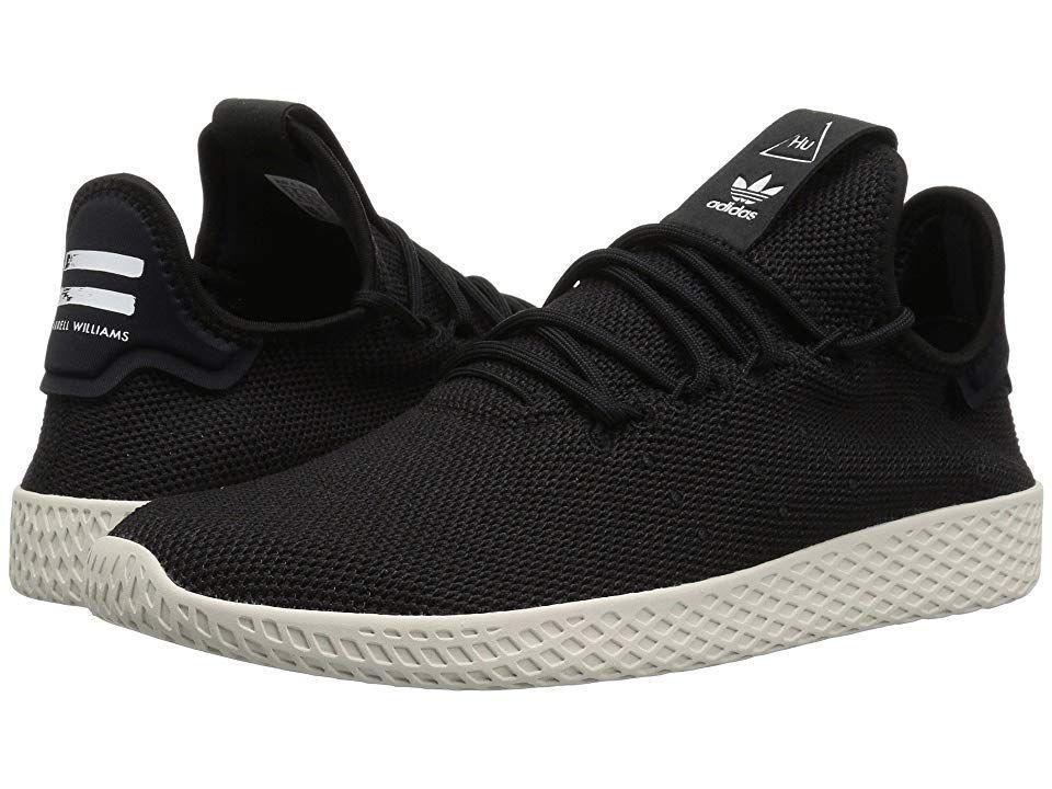 Reportero Lógicamente Gorrión  adidas Originals Pharrell Williams Tennis Human Race (Black/Black/Chalk  White) Men's Shoes. adidas heats up yo… | Adidas, Adidas pharrell williams,  Adidas originals