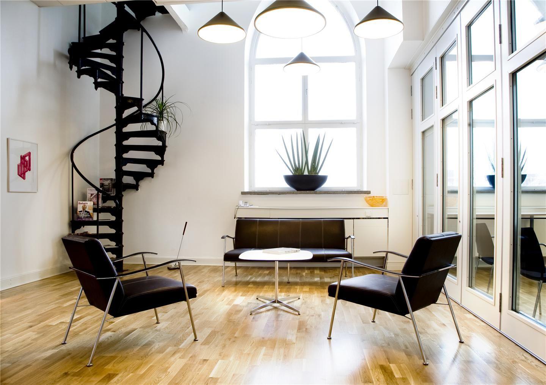 Ernst & Young Helsingborg, Sweden. Products: Cinema Sport armchair ...