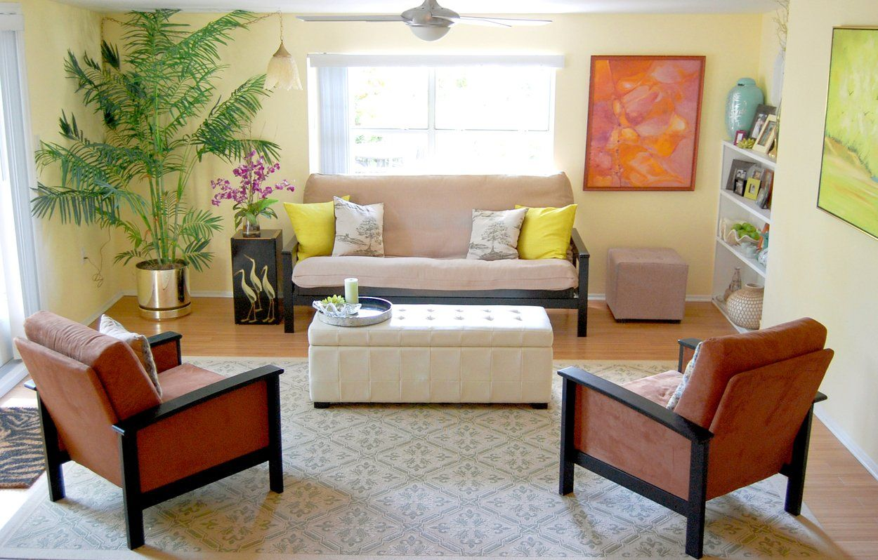 Marjories coconut cream florida room