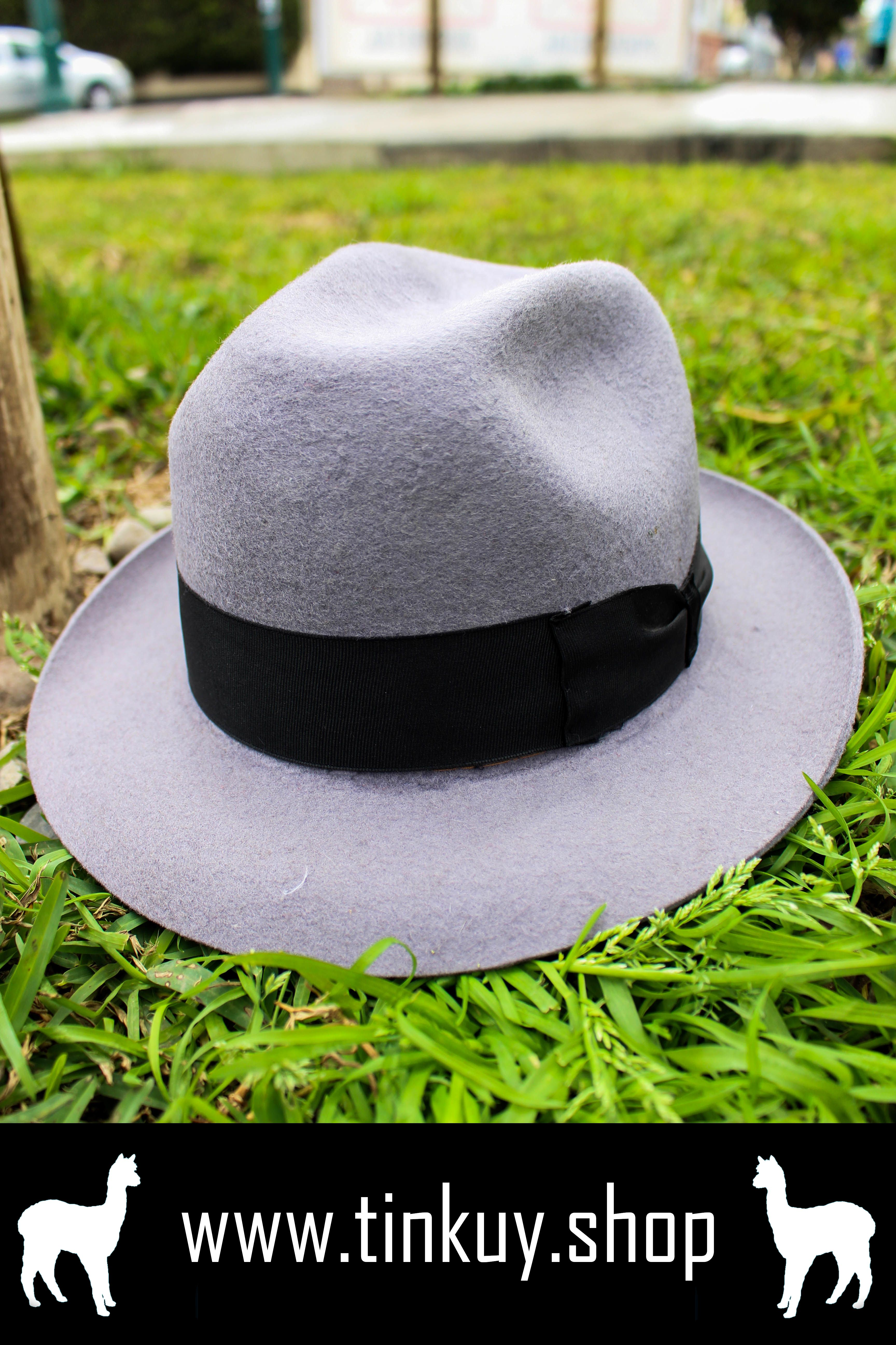 9b1cc3b4b4bb93 Fedora hats for men, Peruvian hats, fedora hats online, winter hats, cheap fedora  hats, short brim hat, buy fedora Indiana Jones hat, felt hat, ...