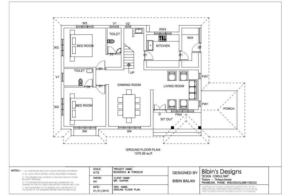 Free House Plan 2172 Sq Ft 4 Bedroom Attractive Free House Plans