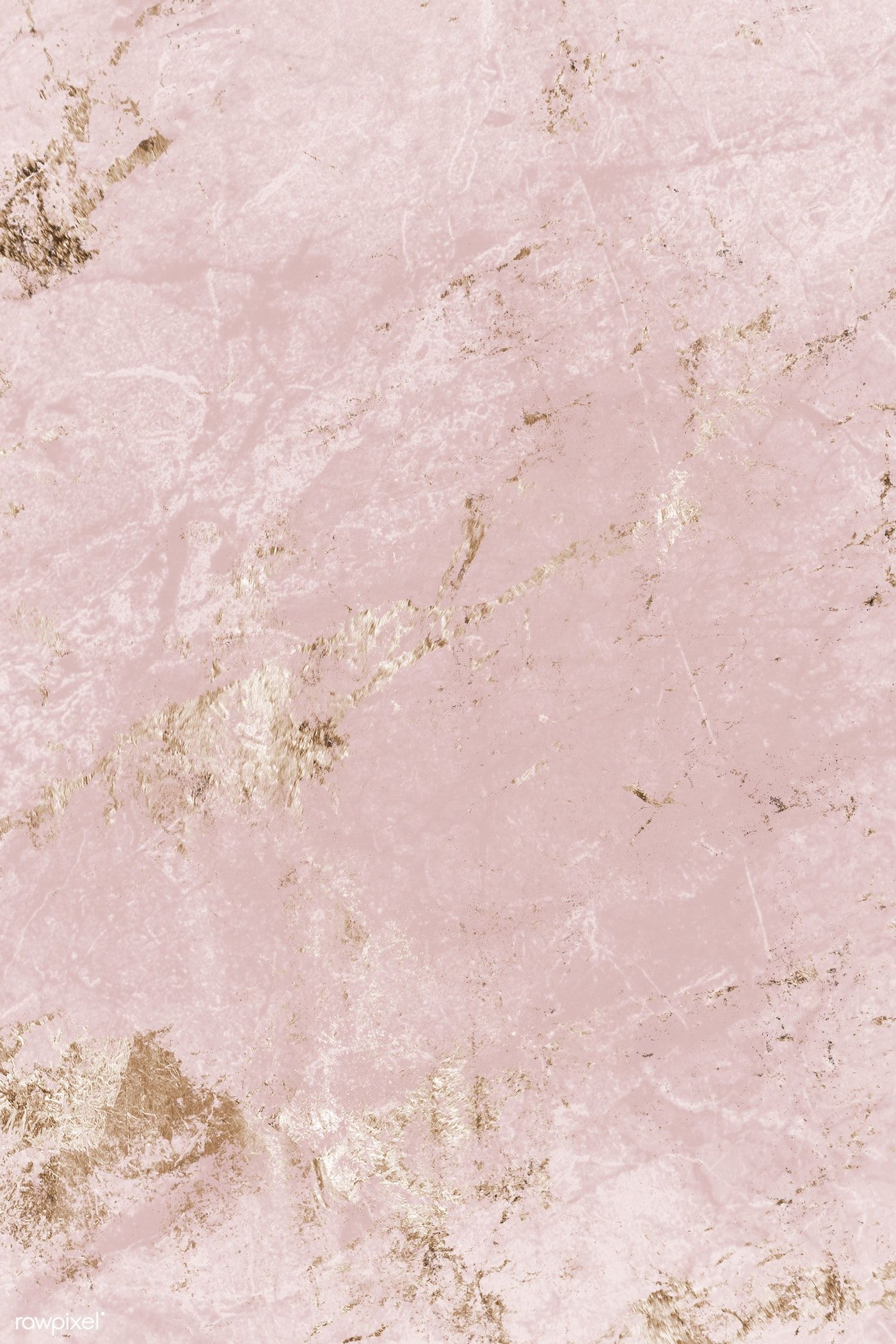 Pink And Gold Marble Textured Background Free Image By Rawpixel Com Chim Cement Texture Gold Wallpaper Background Marble Wallpaper Phone