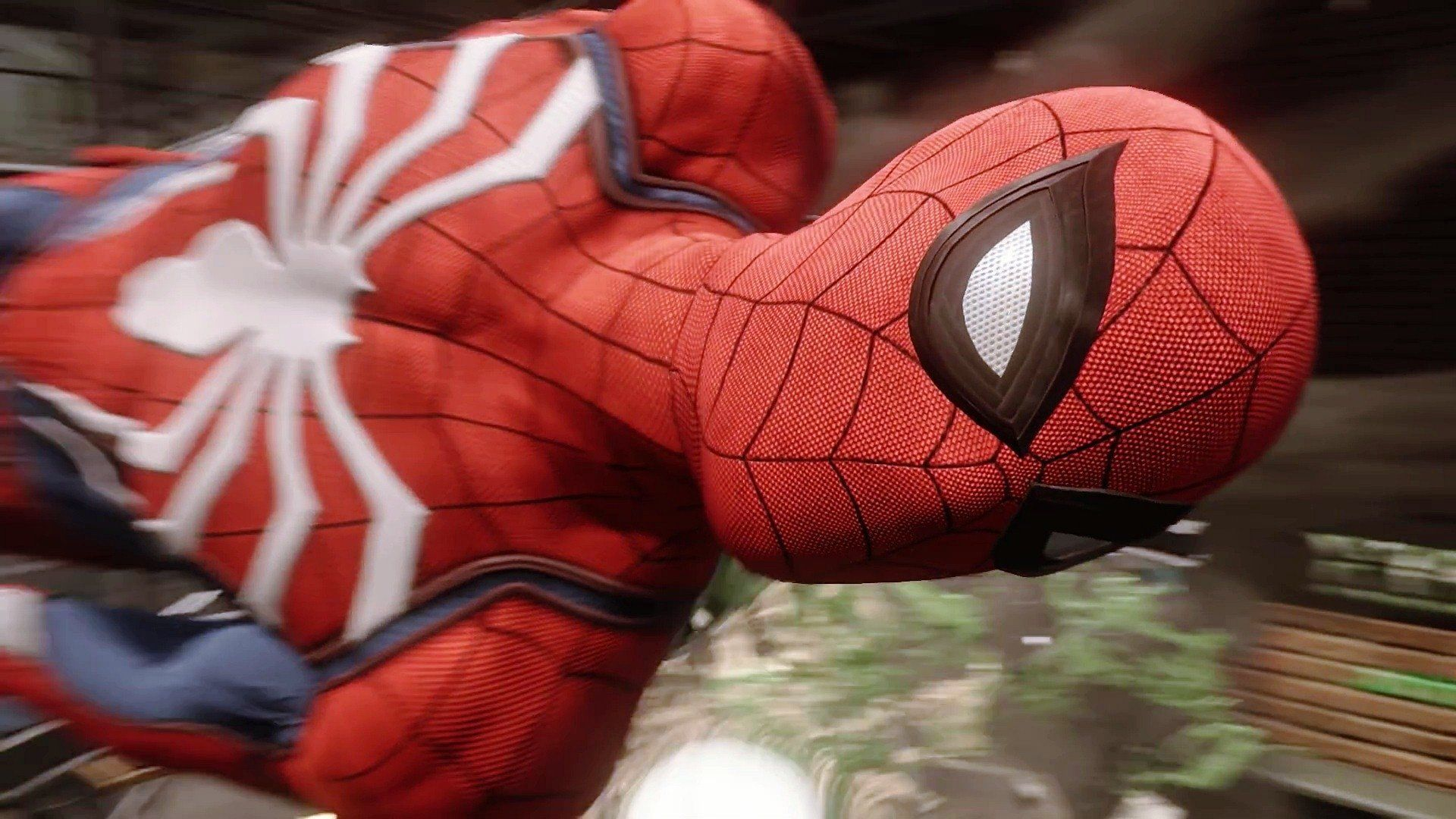 18 Spider Man Ps4 Hd Wallpapers Background Images Wallpaper