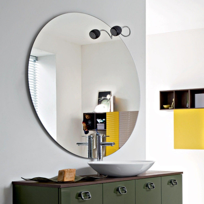 Oblo Specchi Rotondi Specchi Bagno Specchi