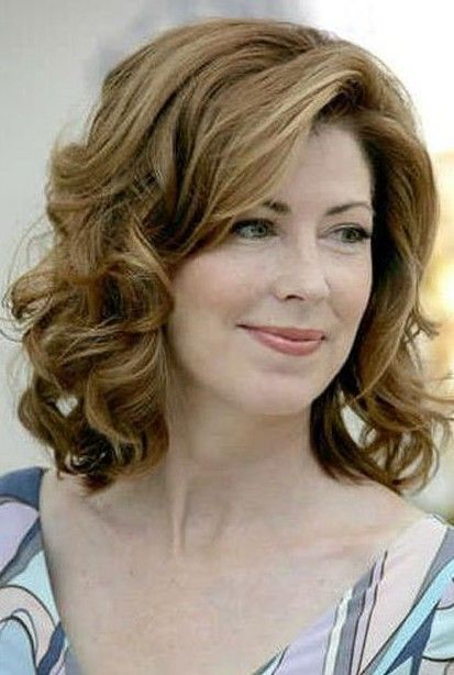 Mid Length Hairstyles For Older Women 2012 Mother Of The