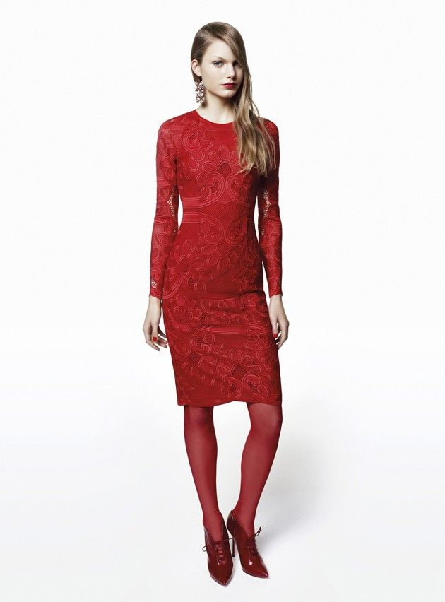 Top Quality Sale Online Embroidery Dress Fall/winter Blumarine Buy Cheap In China For Cheap IYhL8Y