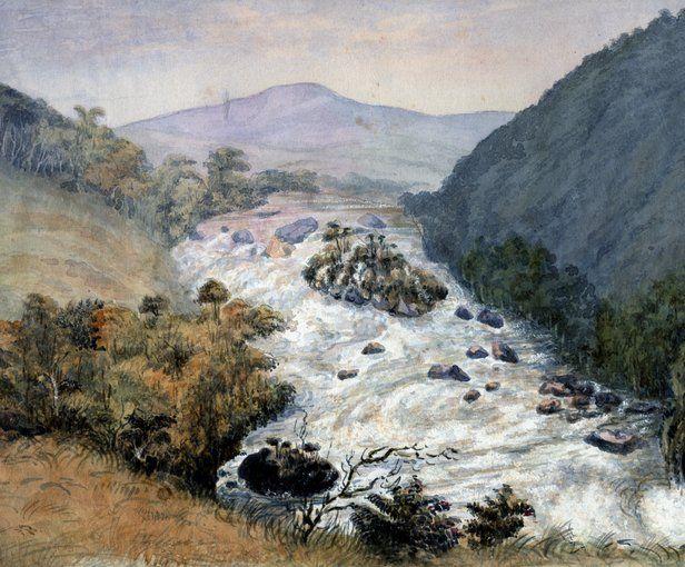 Confluencia de los ríos Grande y Chico, provincia de Antioquia