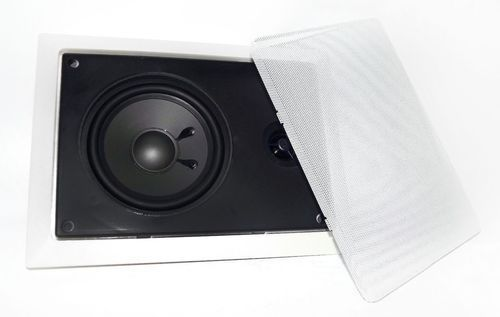 2 Way Plate Speaker System Rv Home Wall Ceiling Mount 5 Subwoofer Tweeter Speaker System Rv Homes 2 Way