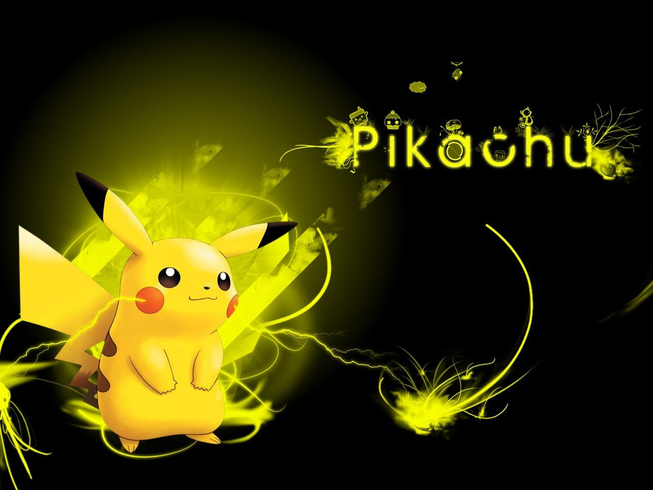 Pikachu wallpaper by on