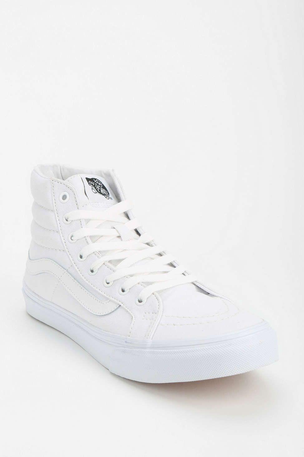e6977fe9a739e9 Vans  Sk8-Hi Slim Tonal Women s Sneaker in