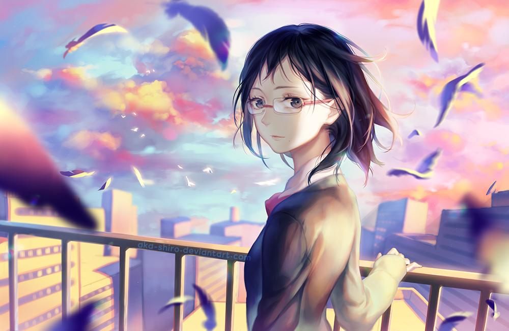 Kiyoko by Aka-Shiro on DeviantArt