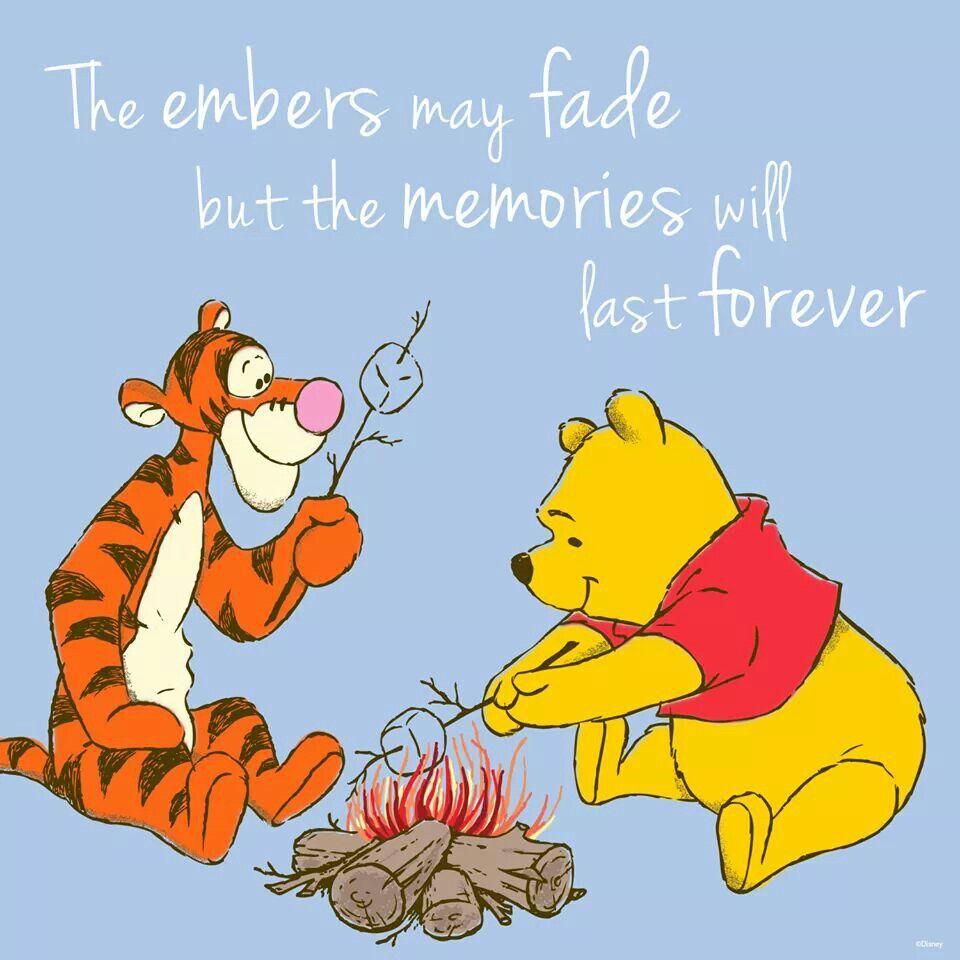 Memories Last A Lifetime Poohbear Pooh Quotes Winnie The Pooh Winnie The Pooh Quotes