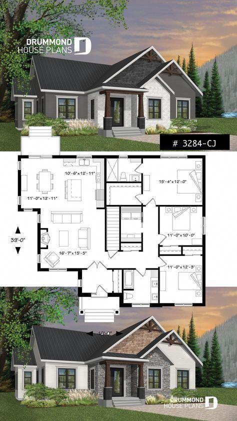Dream Homes Luxury Residences Dreamhouseexterior Sims House Plans House Plans New House Plans