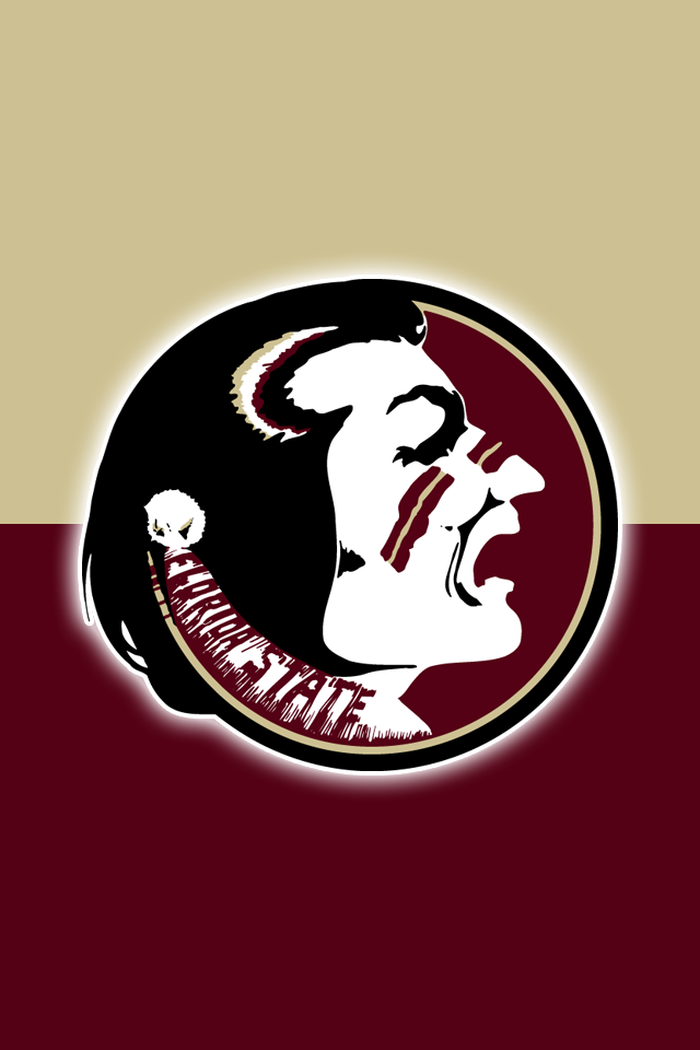 Free Fsu Seminoles Iphone Wallpapers Install In Seconds 21 To Choose From For Every Model Florida State University Florida State Football Florida State Logo
