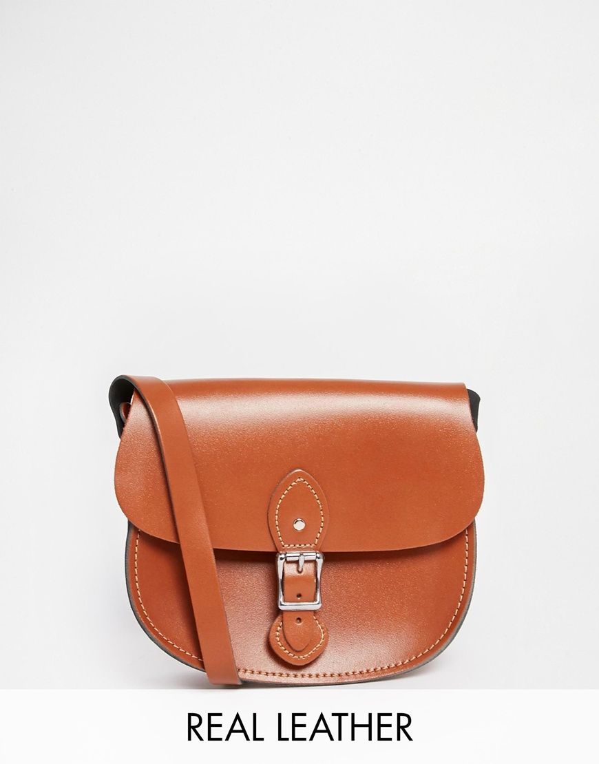 The Leather Satchel Company Saddle Bag- Gucci wannabe | FASHION ...