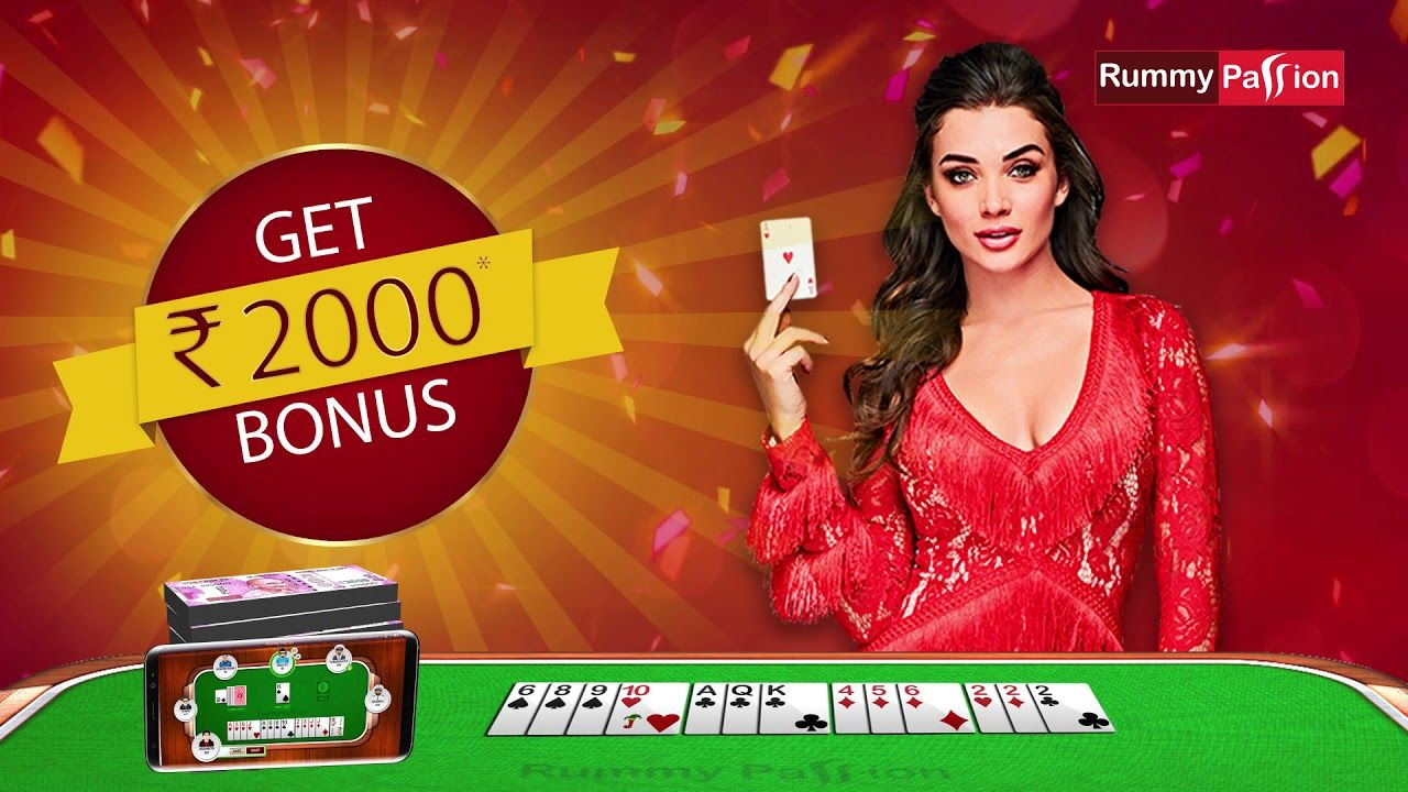 Play Indian Rummy games at Rummy Passion, get a fantastic