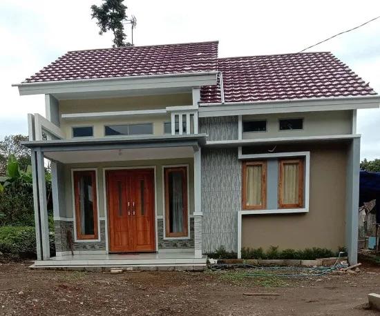 Dak Depan Rumah Minimalis