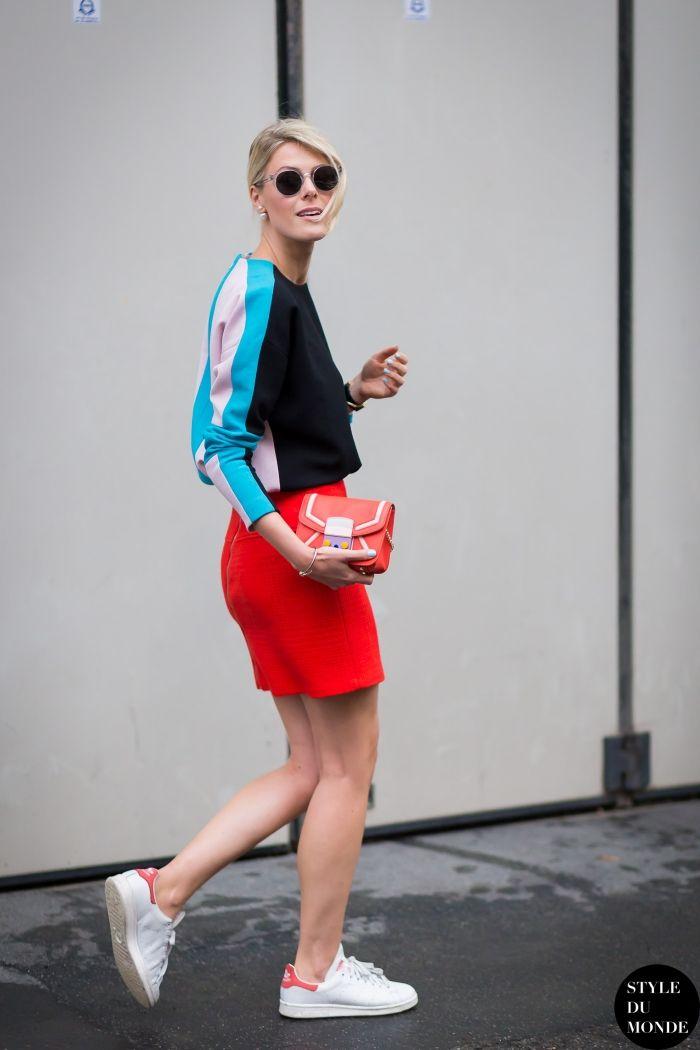d376cbd32727 Sofie Valkiers Street Style Street Fashion Streetsnaps by STYLEDUMONDE  Street Style Fashion Blog