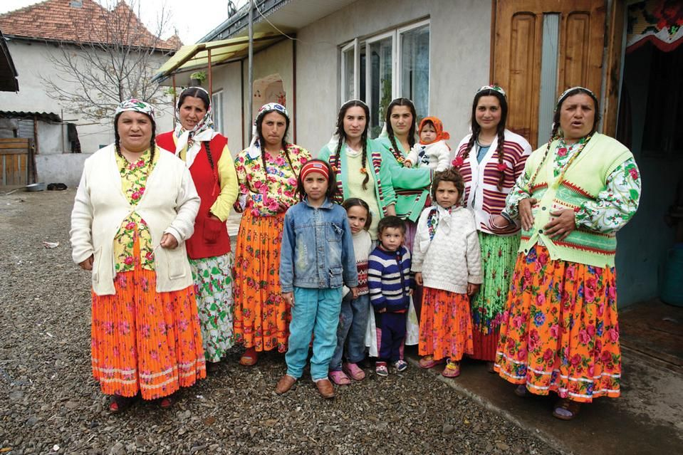 romanichal gypsy communities in america