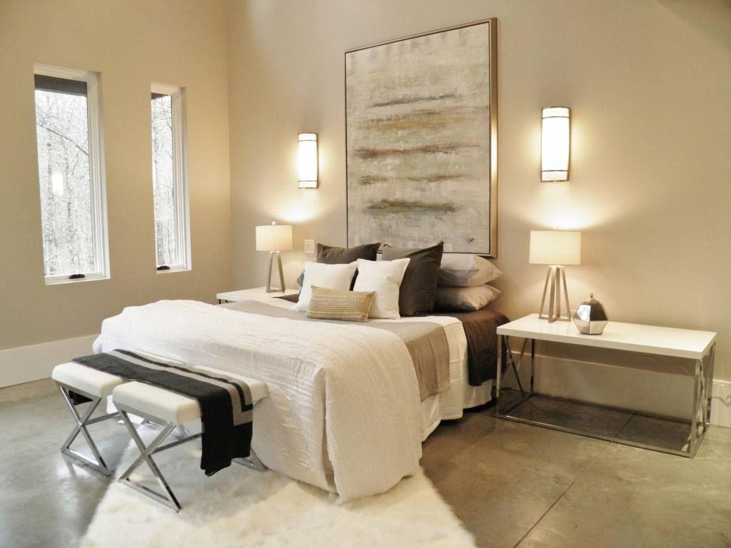 Home Staging Bedroom Atlanta