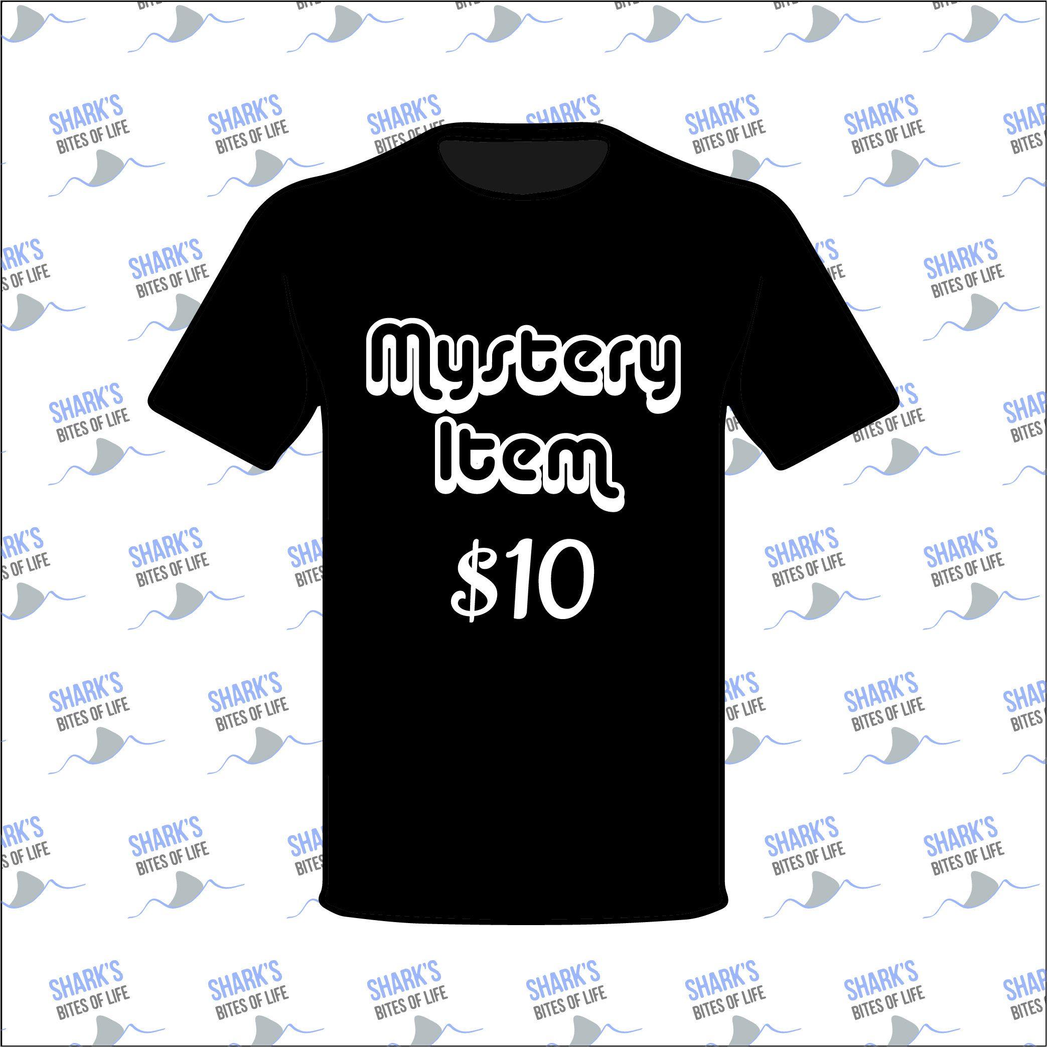Mystery Shirt Grab Bag Shirts For Her Him Birthday Ideas