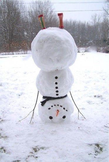 snowman #winter