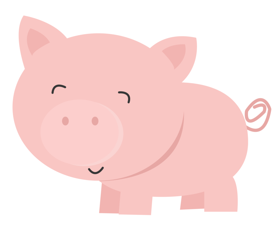 Clipart Baby Cute Pigs Farm Party SGBlogosfera Maria Jose Argueso ANIMALES DE GRANJA