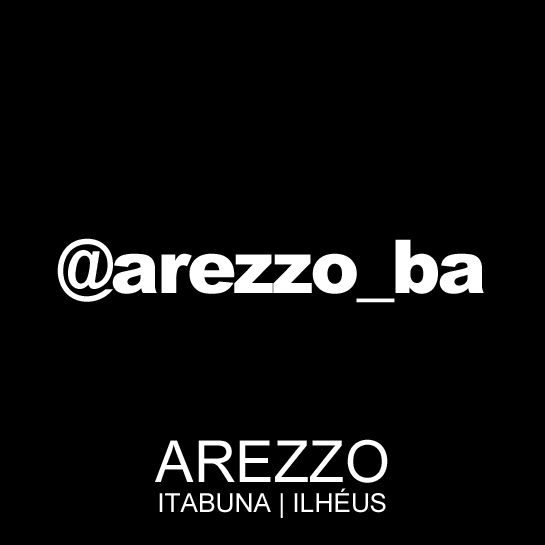 Instagram oficial da AREZZO Itabuna  Ilhéus.
