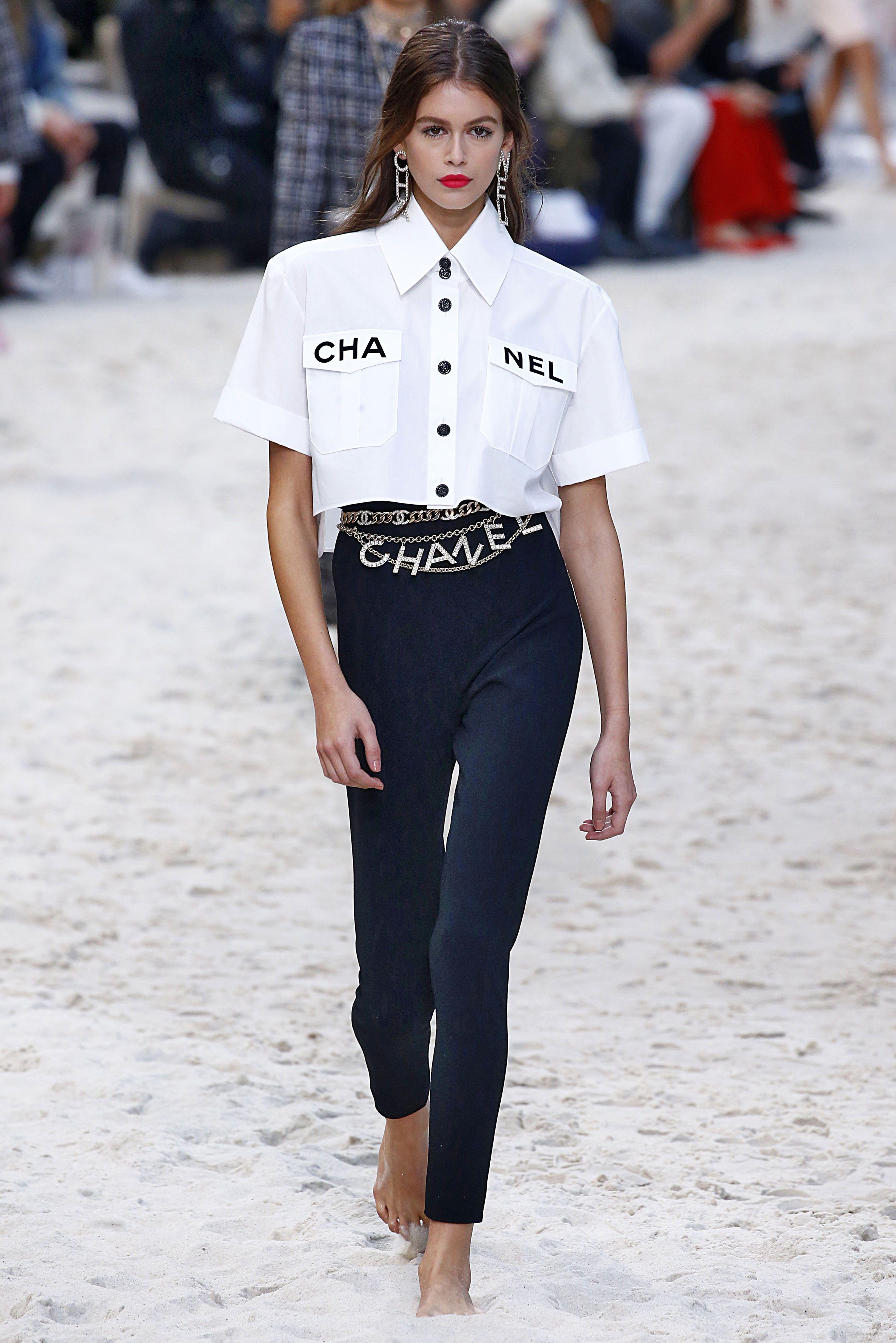 Kaia Gerber @ Chanel / Spring 2019 / Paris in 2019