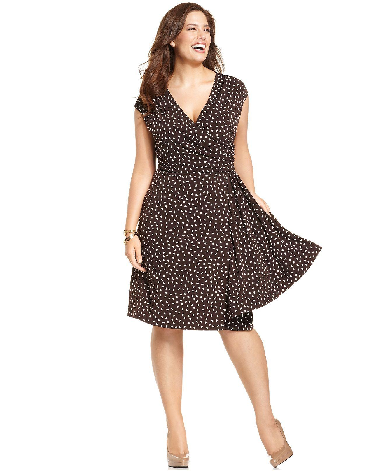 572bafe6ad0 Charter Club Plus Size Dress