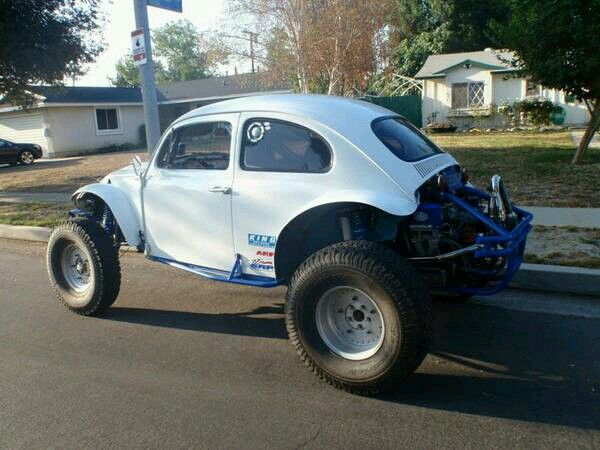 Tire sizes   VW Baja   Vw baja bug, Baja bug, Monster trucks