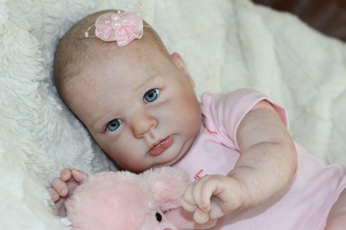 Bebê Reborn Cristal Por Encomenda Paraíso Do Reborn Elo7 Bebê Reborn Bonecas Realistas Bonecas