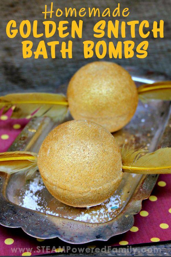 12 восхитительных самодельных бомбочек для ванны!